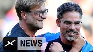 Klopp verrät Wagner's Tipp: Eigentor erzwingen | FC Liverpool - Crystal Palace | Premier League