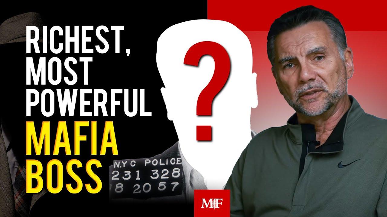 The Richest Most Powerful Mafia Boss | Michael Franzese