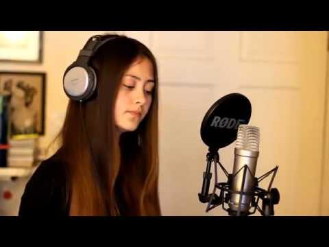 Titanium David Guetta ft (Sia Cover By Jasmine Thompson)