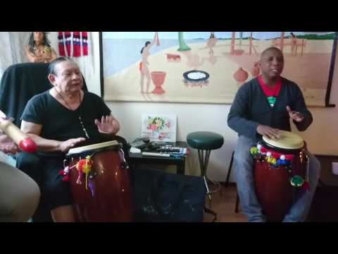 Music from Arawak Indians Suriname(4)