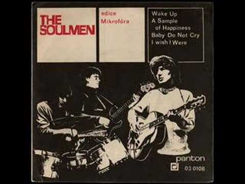 The Soulmen- I Wish I Were