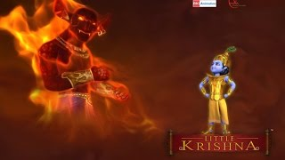 Video Little Krishna Tamil - Episode 5 Fire and Fury download MP3, 3GP, MP4, WEBM, AVI, FLV November 2018