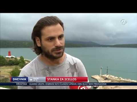 Stjepan Hauser about 2CELLOS taking a break