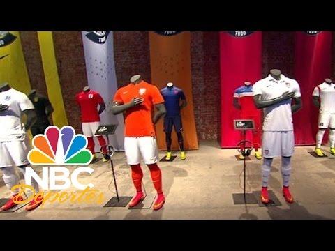 Casa Fenomenal Nike en Brasil | FIFA Desde Brasil | NBC Deportes