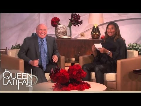 How Well Does Terry Bradshaw Know Women? | The Queen Latifah Show