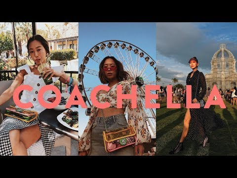 What to Wear to Festivals, Coachella 2018  Vlog#58  Aimee Song