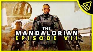 The Insane Ending of The Mandalorian Episode 7 Explained! (Nerdist News w/ Dan Casey)