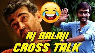 RJ Balaji Cross Talk - Mangatha Da | Best Hits