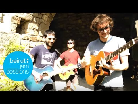 Pony Pony Run Run - Just a song | Beirut Jam Sessions