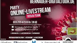 Bernauer Digitaltour Vol. 1 - 2020 mit ToTo DJ Team - LIVE aus Bernau bei Berlin