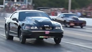 BOOST12 vs $20,000 SMALL TIRE Class - Outlaw Armageddon!