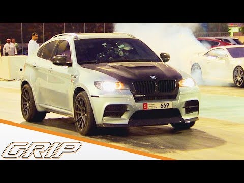 Abu-Dhabi-Challenge Teil 1/2 - GRIP - Folge 200 - RTL2