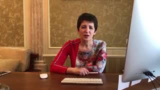 Отзыв Елены из Казахстана о занятиях в группе турецкого языка с Юлией Акалын
