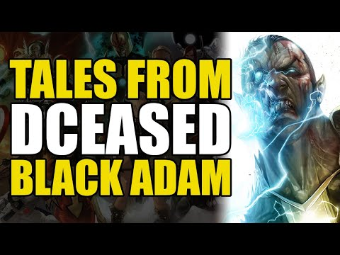 Tales From DCeased: Black Adam   Comics Explained
