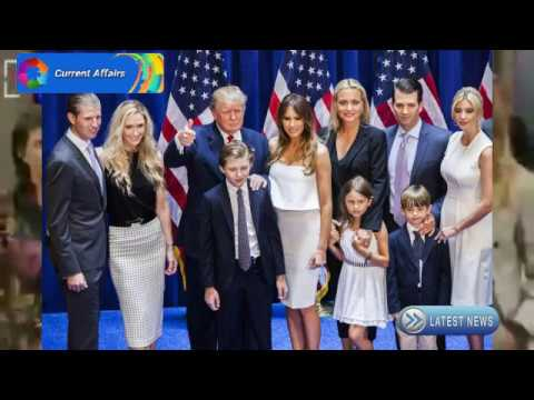 Donald Trump is not very popular member of his Family - US News