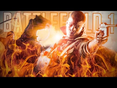 EXPLOSIONS, EXPLOSIONS EVERYWHERE! Battlefield 1 Open Beta Funny Moments w/ Qaswasred