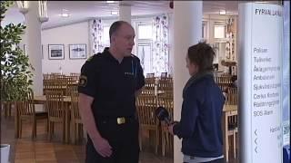 Storbråk mellan utländska tiggare i Östersund