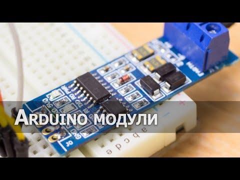 Модули для сети RS485 и автоматический контроль за приемом/передачей.