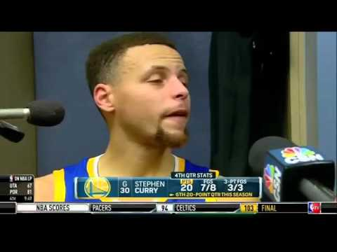 Stephen Curry Crying After Loss To Nuggets Youtube