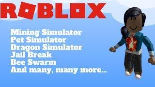Roblox Mining Simulator #1 - Getting A Couple More Rebirths!!!