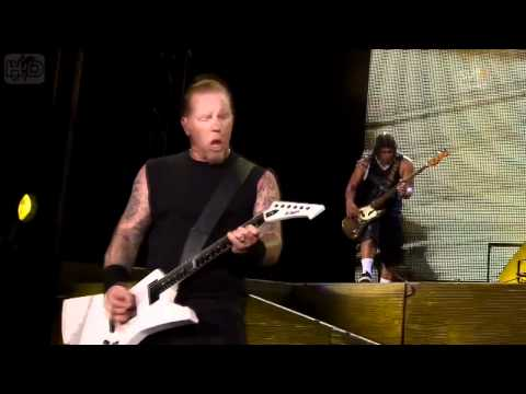 Metallica - The Call of Ktulu (Live, Gothenburg July 3. 2011) [HD]