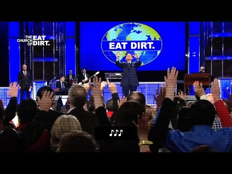 EAT DIRT. - DEAD (PREACHER HEALS DYING KID AT CHURCH OF EAT DIRT)
