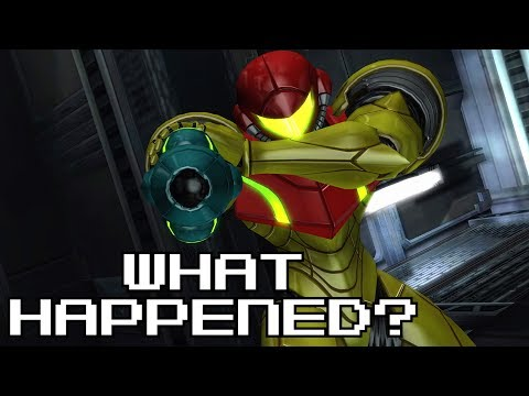 Metroid Wii U + 3DS Pitch - What Happened?
