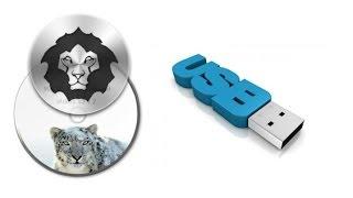 Boot iatkos S3 Snow Leopard USB