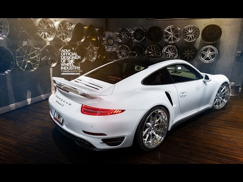 ADV.1 Wheels / Wheelsboutique Porsche 991 Turbo