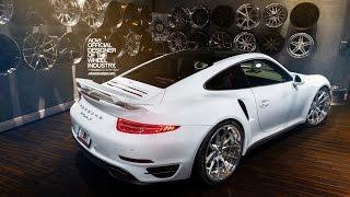 ADV.1 Wheels / Wheelsboutique Porsche 991 Turbo