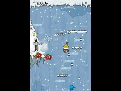 Save Doodle Jump Christmas Special - passing 1.000.000 Images