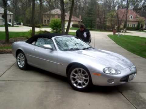 2000 jaguar xkr youtube. Black Bedroom Furniture Sets. Home Design Ideas