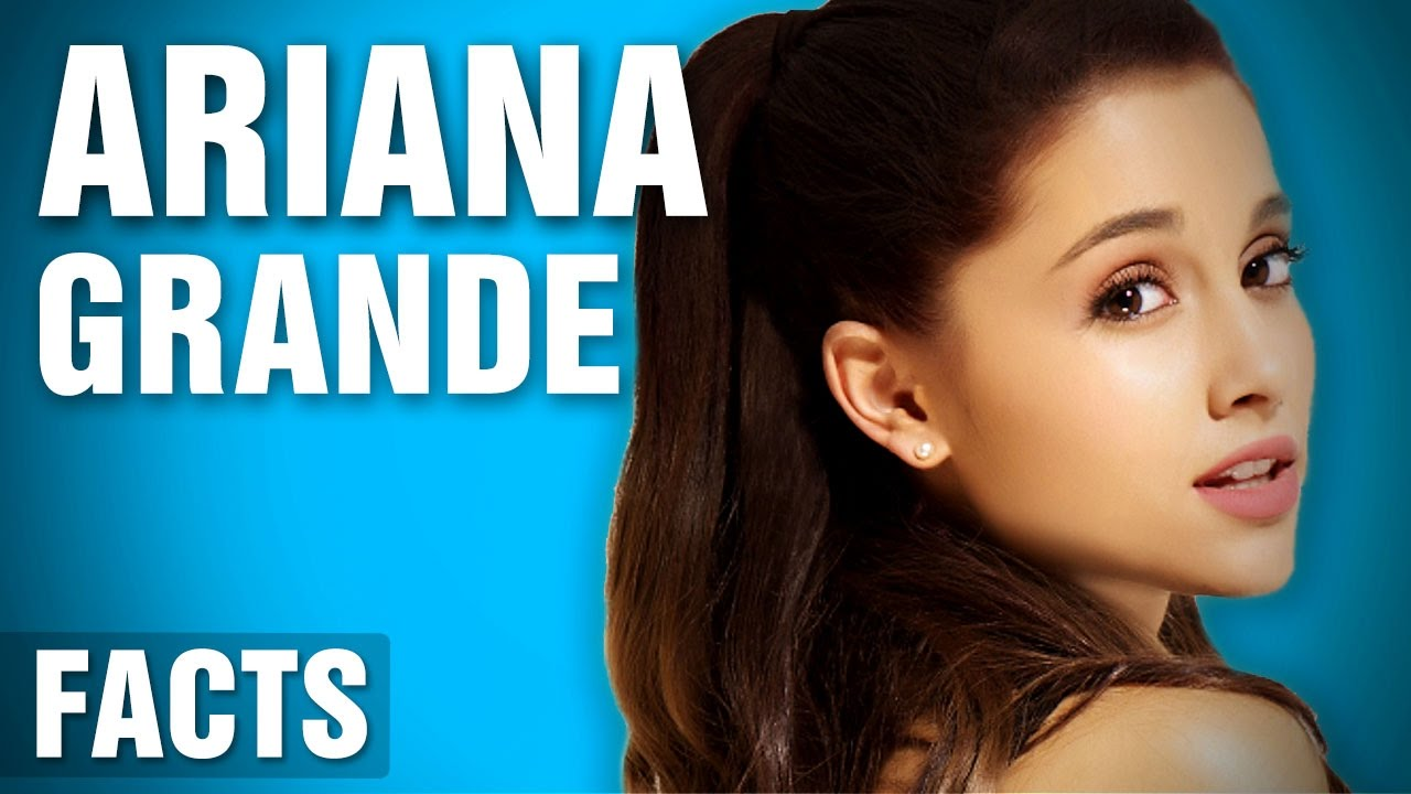 10 surprising facts about ariana grande part 2 youtube