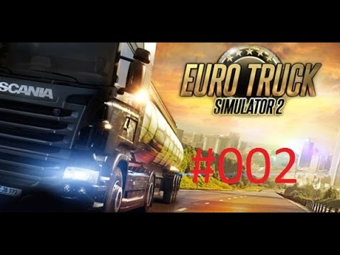 Eurotruck Simulator 2 deutsch - #002 - Kredit