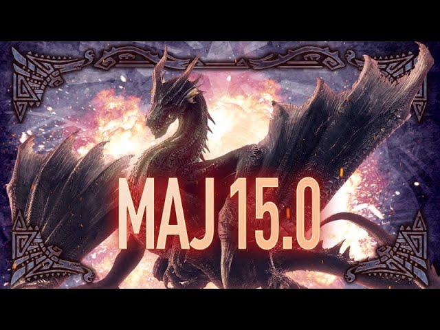 [FR] Les infos sur le Fatalis & la MAJ 15.00