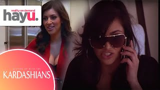 When Kim Kardashian Realised She Was Famous | Season 2 | Keeping Up With The Kardashians
