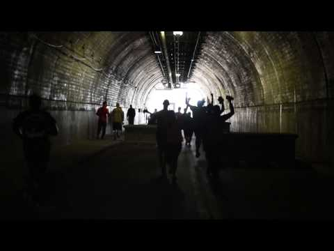 Tunnel Run at Cheyenne Mountain Air Force Station