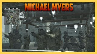 Michael Myers - Thrill of the chased. (Vacant, Call of Duty Modern Warfare)