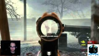 Capo Vs Titoune : Call Of Duty Black Ops Zombie Nacht Der Untoten