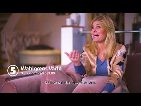 Wahlgrens Värld torsdag 21.00 på Kanal 5