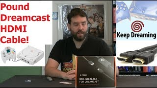 Keep Dreaming - POUND Dreamcast HDMI Cable! - DC HD! - Adam Koralik
