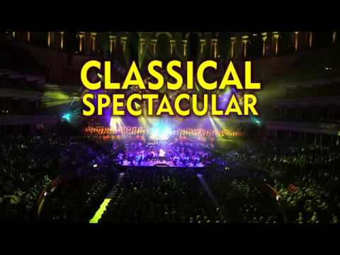 Classical Spectacular March 2018