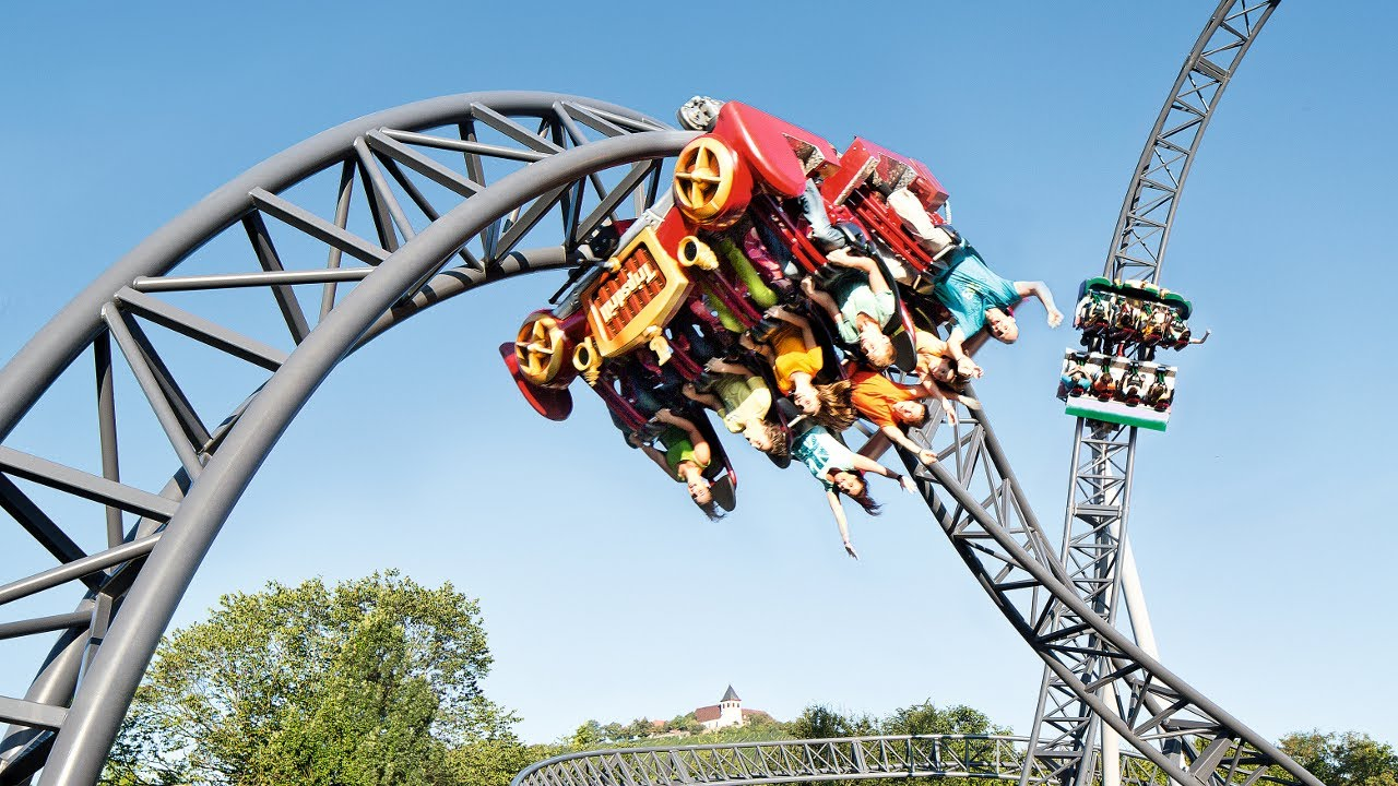 German Amusement Parks Sights Attractions In Germany