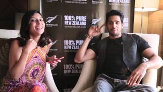 Sidharth Malhotra Plays Never Have I Ever!