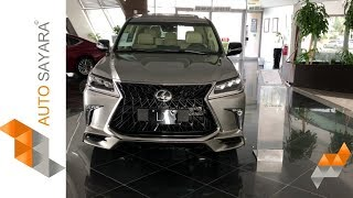 LEXUS LX 570 SPORT (SS) 2019 Full Review (Interior+Exterior)