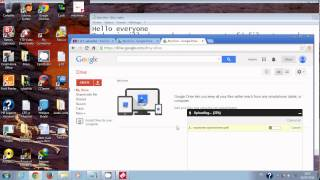 How To Convert pdf to word without software(How to convert pdf files into word format just by using google drive Hope you'll enjoy it Thank you , and if you like this please subscribe ..., 2014-07-07T14:29:15.000Z)