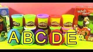 Play-Doh Huevos Aprenda Abecedario Buzz Lightyear Sheriff Woody Tigger Pato Donald Piglet 00953 es