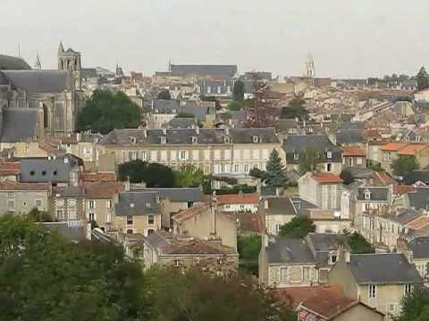 Poitiers, France - panorama