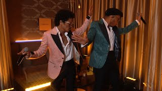 Download Bruno Mars, Anderson .Paak, Silk Sonic - Leave The Door Open (Live from the BET Awards)