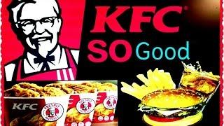 Обзор еды из KFC|Еда  из KFC |КФС(, 2015-11-22T18:35:40.000Z)